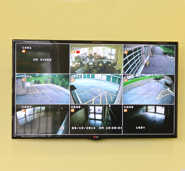 Storage camera system Chicago U-Stor-It