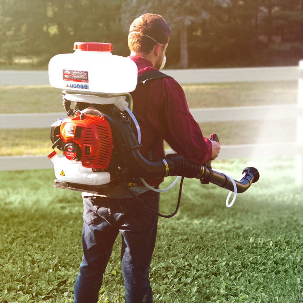 33ecd369994f Backpack Fogger   Duster   Leafblower - Mosquito Protection