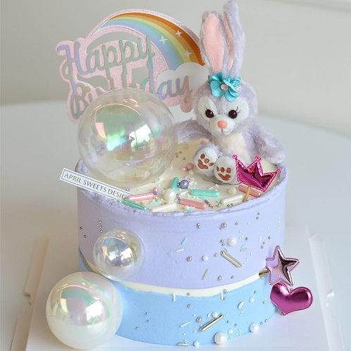 Bunny Stella (6-inch only)