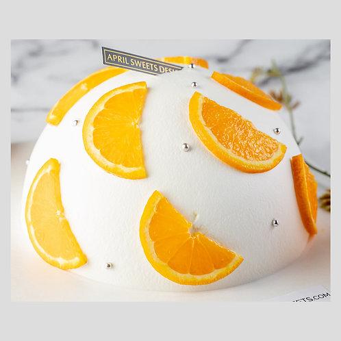 Orange Mango Volcano