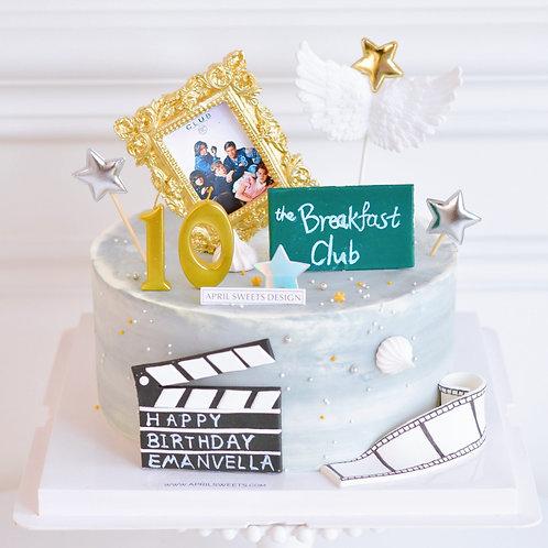 Custom Cake - Joyce