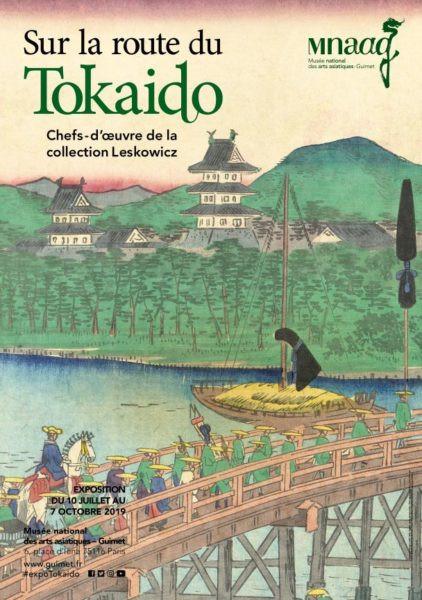 Exposition Sur la route de Tokaido