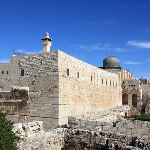 חניכה לקוד המפתח - בית המקדש השלישי