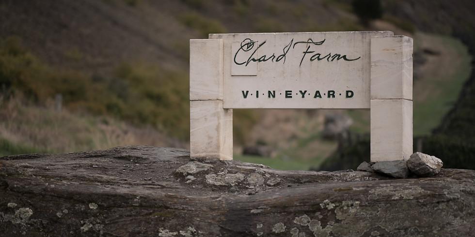 Chard Farm Wine Dinner