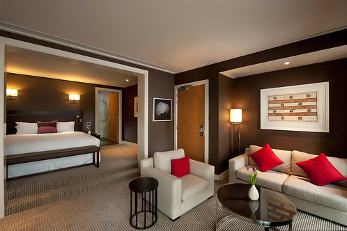 Hilton Minibreak Package Voucher (Guestroom)