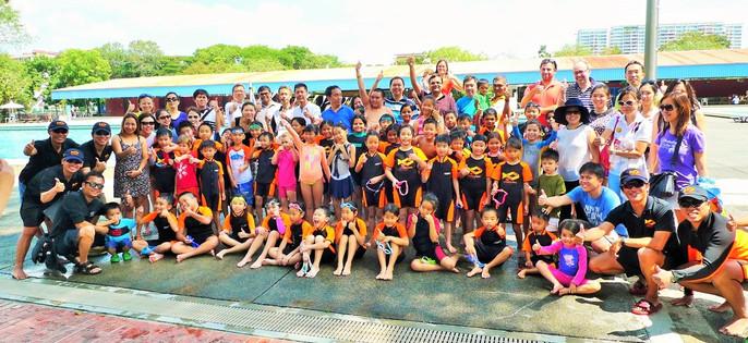 Swim Test 2014