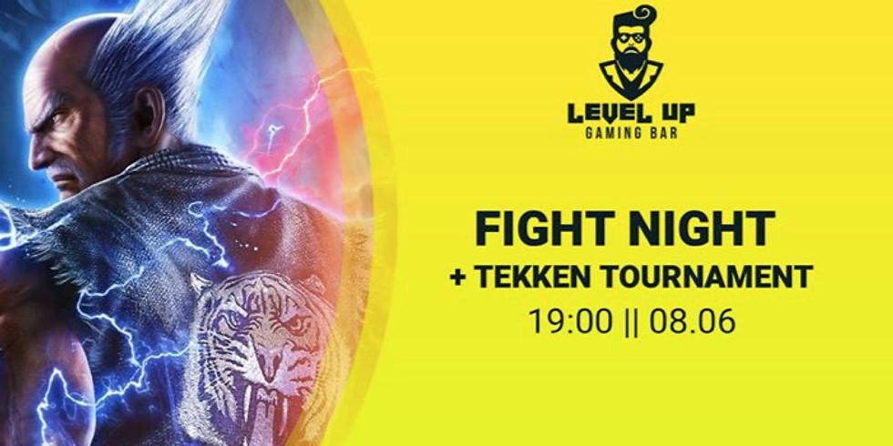 Fight night / Tekken tournament