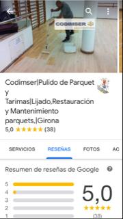 LA MEJOR EMPRESA DE PARQUETS EN GIRONA