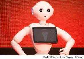 服務型機器人 Pepper 即將就職,月薪 26,888 元