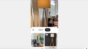 #每日第一手國外社群新知 #數位社群行銷平台的變化【Pinterest 新增了照片搜尋產品功能📸】