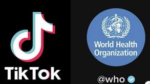 #每日第一手國外社群新知 #數位社群行銷平台的變化【TikTok與世界衛生組織合作開展COVID-19信息計劃】