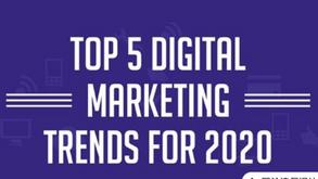 #每日第一手國外社群新知 #數位社群行銷平台的變化【在疫情中,關注5個2020數位行銷趨勢】