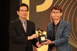 榮獲2016傑出公關獎