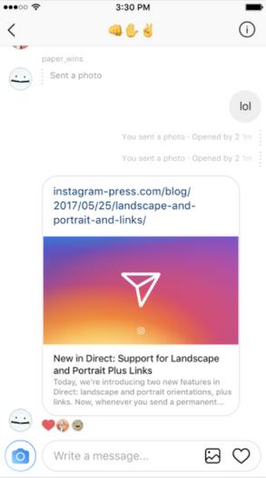 #每日第一手外國社群新知#數位社群行銷平台的變化【Instagram更新快訊:讓消費者連結到產品,完成買賣!】