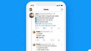 """#每日第一手國外社群新知 #數位社群行銷平台的變化【 Twitter 在iOS上推出了"""" 對話串"""" 】"""