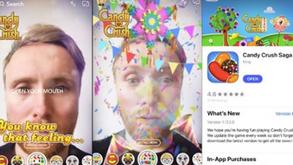 #每日第一手國外社群新知#數位社群行銷平台的變化【Snapchat的廣告種類越來越豐富了✨✨✨】