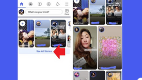 #每日第一手國外社群新知 #數位社群行銷平台的變化【 Facebook 優化限時動態新版面 📣】