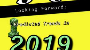 #每日第一手國外社群新知#數位社群行銷平台的案例【🔔Snapchat發佈2019年趨勢預測🔔】