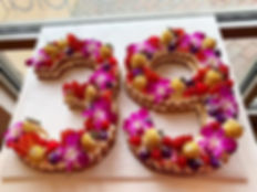 Interested in our Letter Cakes_ Visit ou