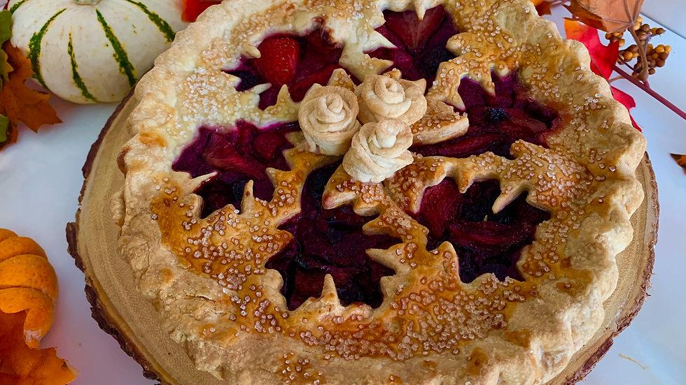 Wildberries Pie