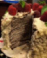 CREPE CAKE!!! 😋😋😋Did you know that we