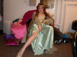 Maid Marion - Robin Hood BTS 2007