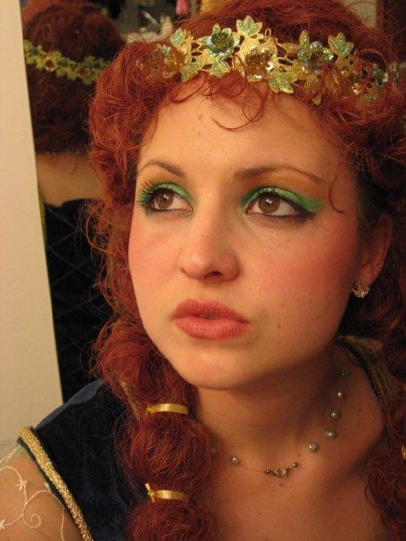 Maid Marion - Robin Hood 2007