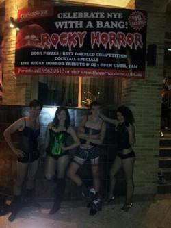 Rocky Horror - Cornerstone Hotel NYE