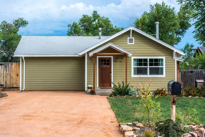 The Colorado Cottage