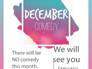 December Comedy