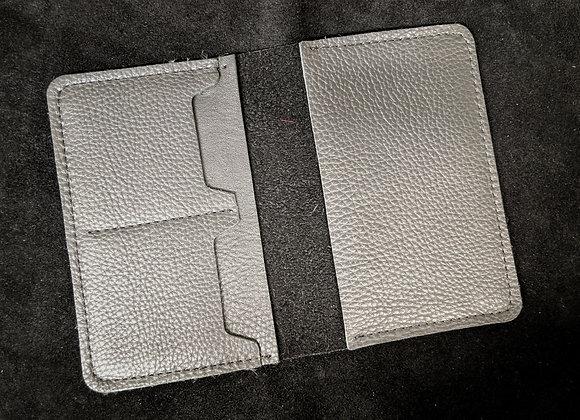 Passport Wallet- Black