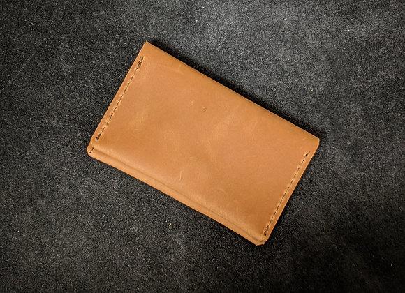 Card Holder- Rust