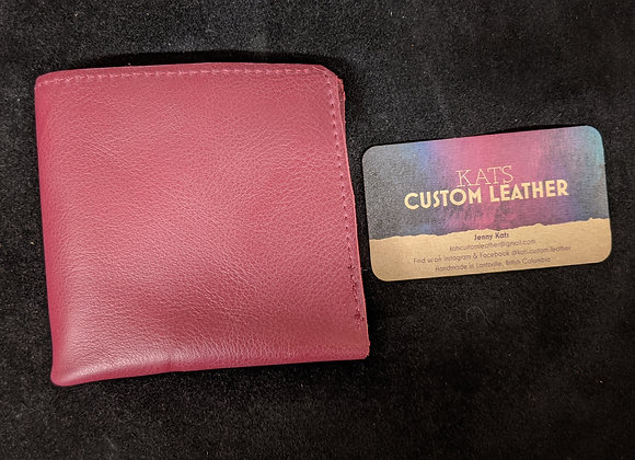 Wallet- Red/Coin Pouch