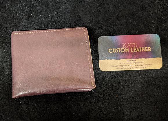 Wallet- Brown/Teal