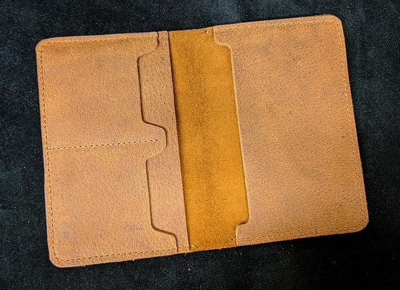 Passport Wallet- Buffalo