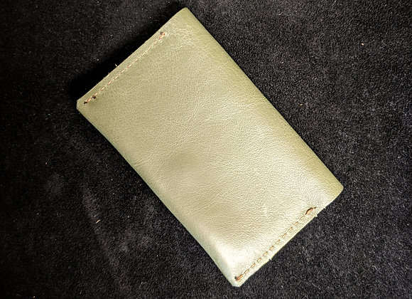 Card Holder- Green