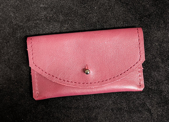 Coin Pouch- Red