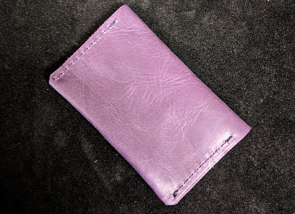 Card Holder- Purple