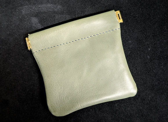 Snap Coin Pouch- Green