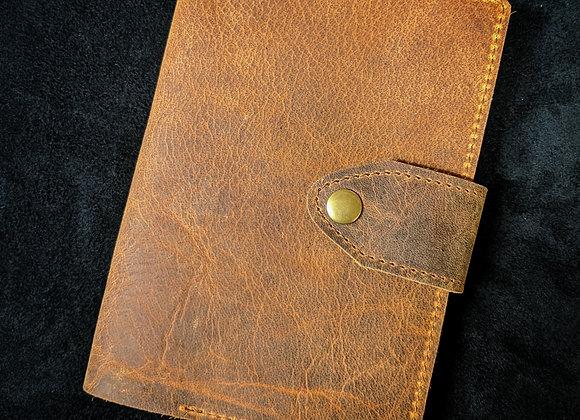 Notebook Cover- Buffalo/Teal