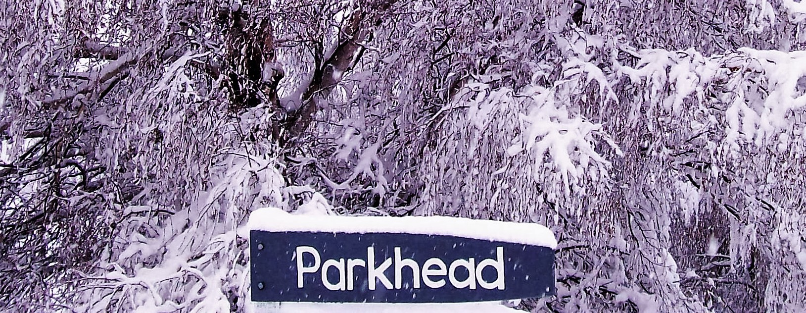 Parkhead sign