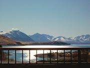 Tekapo B2 Lakeview apartment  view