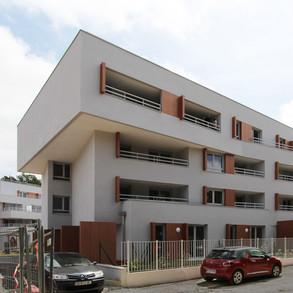 51 Logements Collectifs - TREMBLAY EN FRANCE