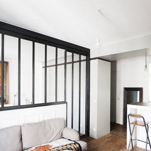 Réhabilitation d'un appartement - 75012 Paris