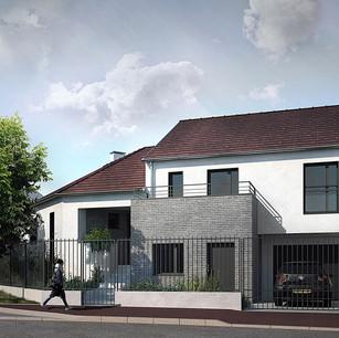 Maison Individuelle - RUEIL-MALMAISON