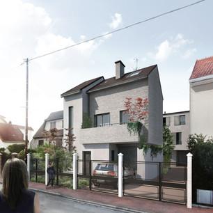 3 Maisons Individuelles Groupées - NOISY-LE-GRAND