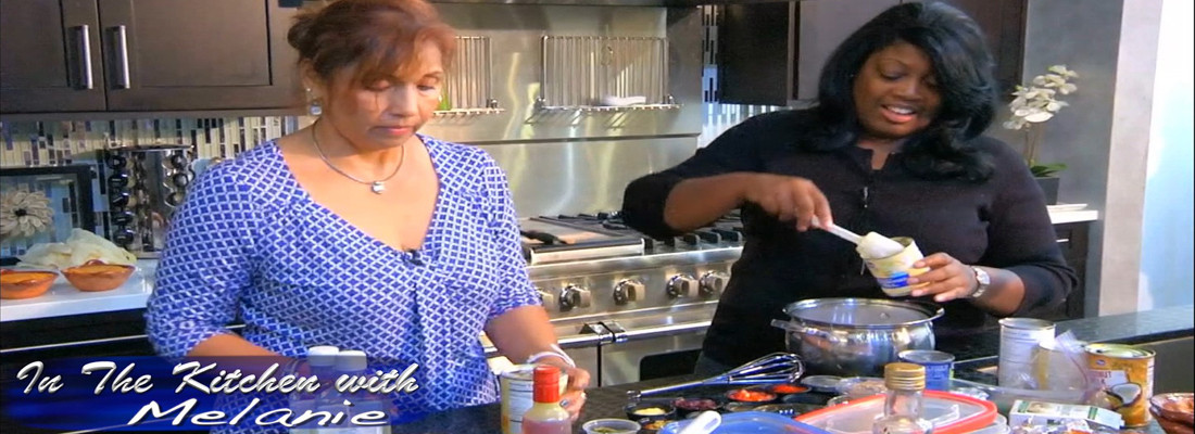In The Kitchen with Melanie