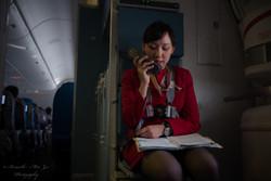 cabin attendant 161115