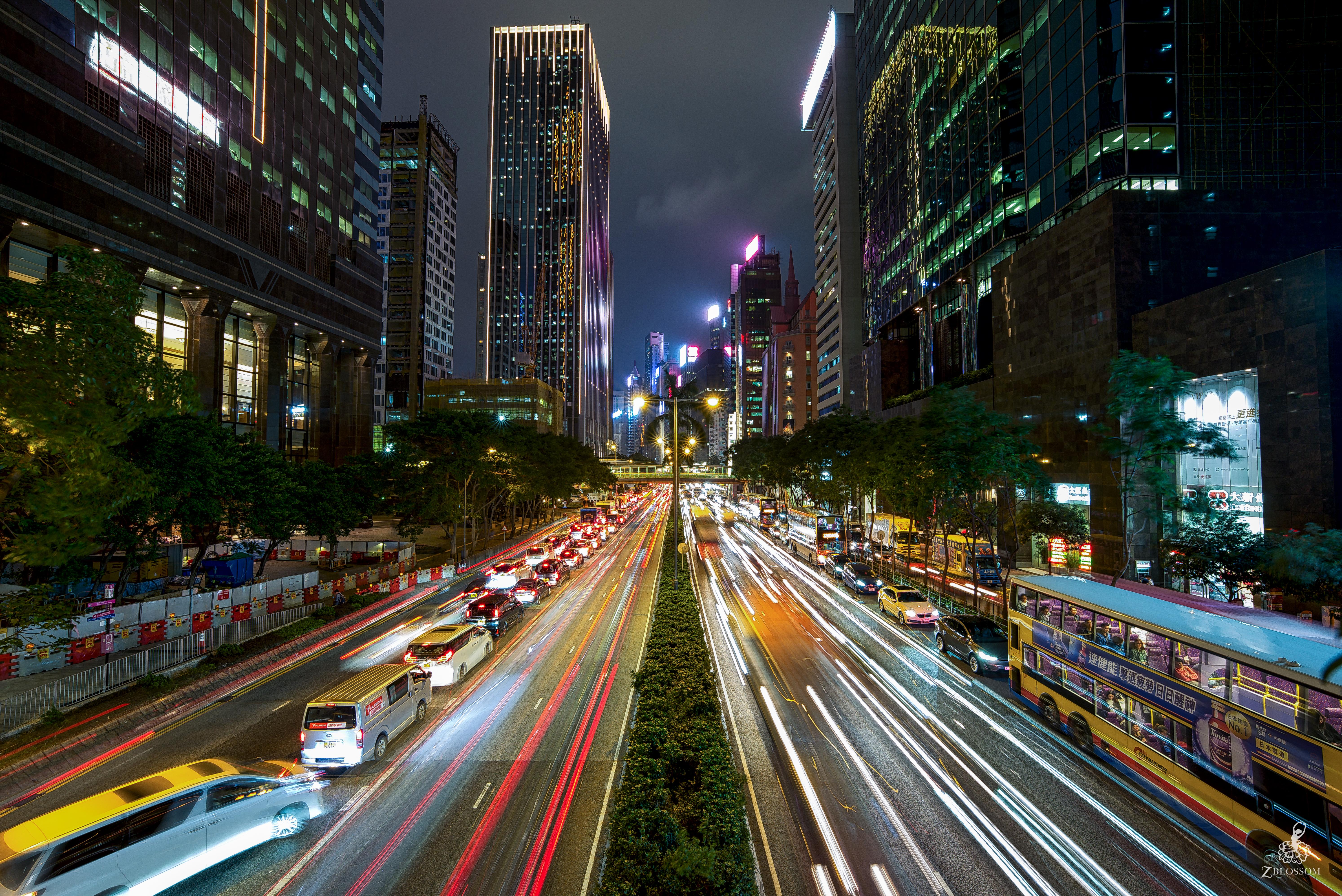 wanchai traffic M-P240 tri