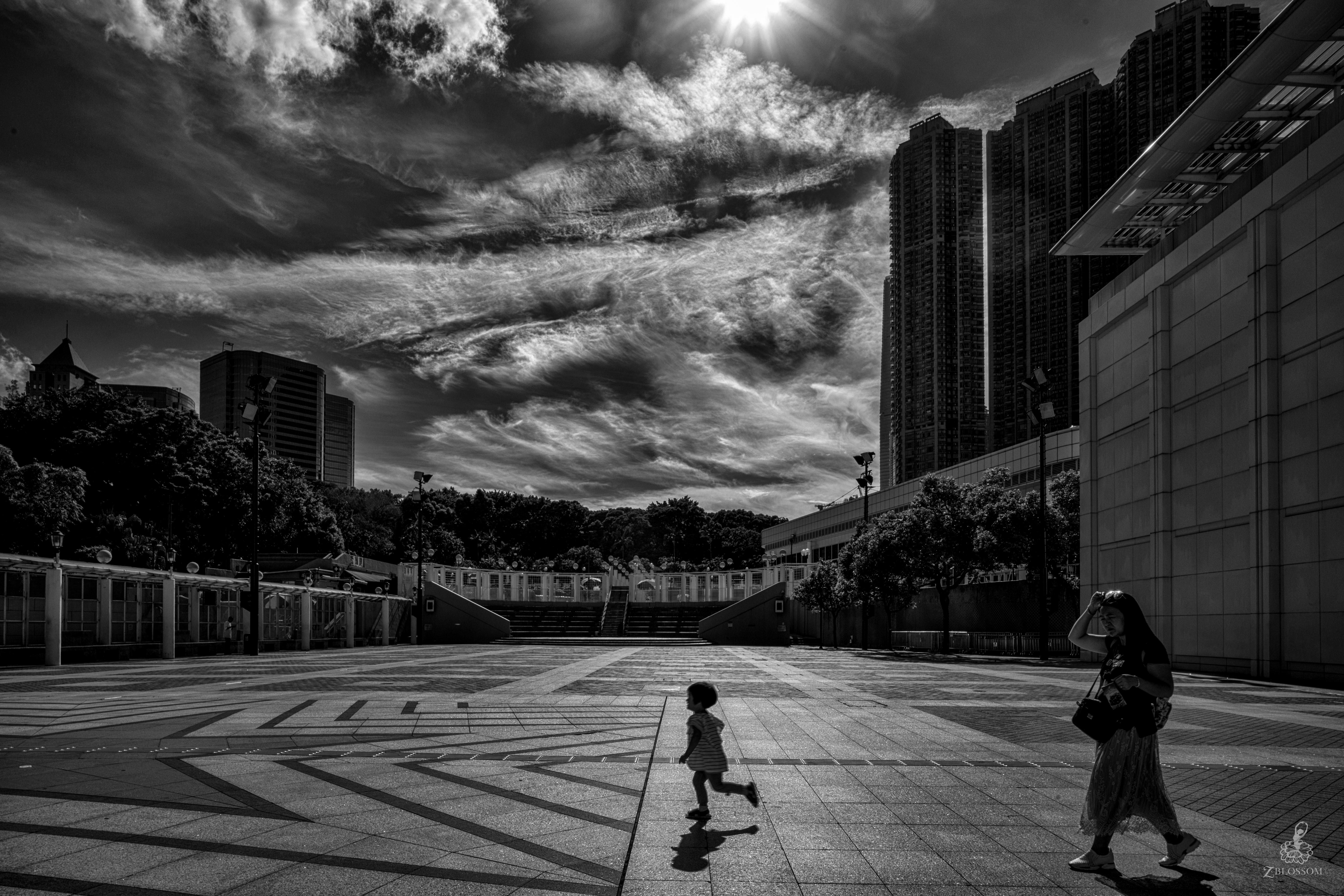kowloon park 170815